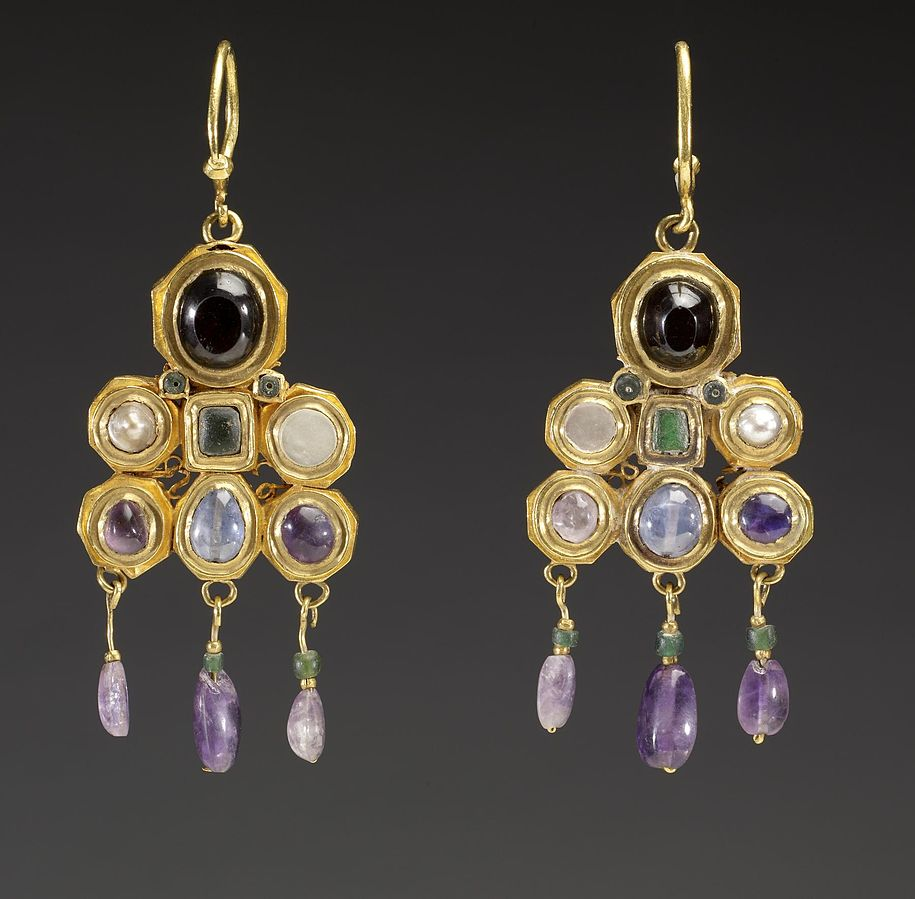 Byzantine Pair of earrings